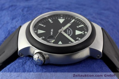 MÜHLE RESCUE TIMER STEEL AUTOMATIC KAL. SELITA 200-1 [140771]