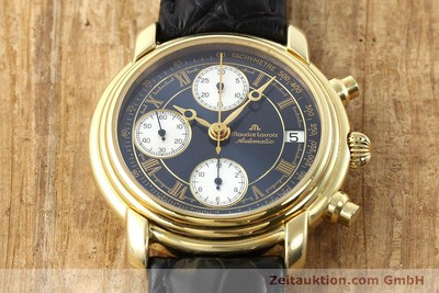 MAURICE LACROIX CRONEO GOLD-PLATED AUTOMATIC [140772]