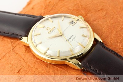 OMEGA 18 CT GOLD AUTOMATIC KAL. 562 [140780]