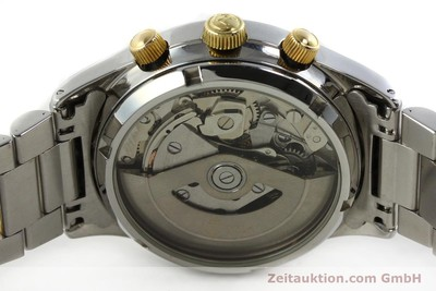CHRONOSWISS PACIFIC ACIER / OR AUTOMATIQUE KAL. VAL 7750 7514 [140784]