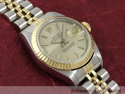 ROLEX LADY DATEJUST STEEL / GOLD AUTOMATIC KAL. 2135 [140787]