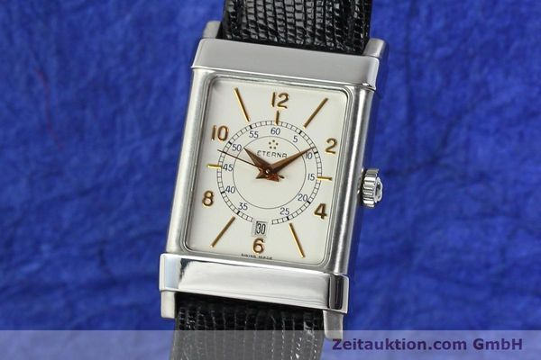 ETERNA 1935 STEEL AUTOMATIC KAL. ETA 2671 [140809]