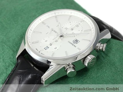 TAG HEUER CARRERA STEEL AUTOMATIC KAL. 1887 [140810]
