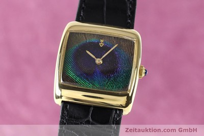 CORUM OR 18 CT REMONTAGE MANUEL KAL. ETA 2512 LP: 24500EUR [140814]