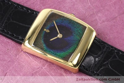 CORUM 18 CT GOLD MANUAL WINDING KAL. ETA 2512 LP: 24500EUR [140814]