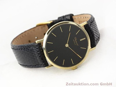 CHOPARD ORO DE 18 QUILATES CUERDA MANUAL KAL. ETA 7001 [140825]