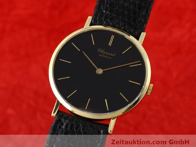 CHOPARD 18 CT GOLD MANUAL WINDING KAL. ETA 7001 [140825]