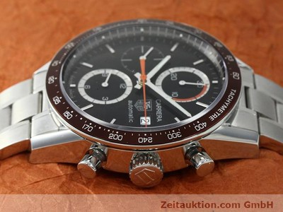 TAG HEUER CARRERA STEEL AUTOMATIC KAL. 16 [140827]