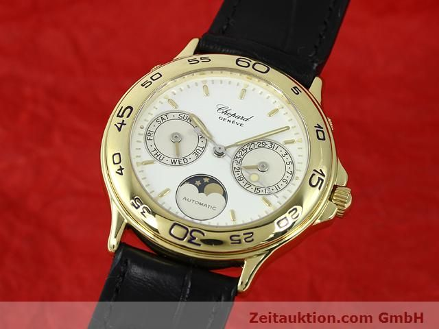 CHOPARD LUNA DORO 18 CT GOLD AUTOMATIC [140828]