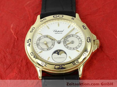 CHOPARD LUNA DORO OR 18 CT AUTOMATIQUE [140828]