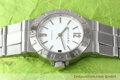 BVLGARI DIAGONO STEEL AUTOMATIC KAL. 3002 [140843]