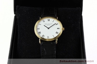 PATEK PHILIPPE CALATRAVA OR 18 CT AUTOMATIQUE KAL. 28-255 [140847]