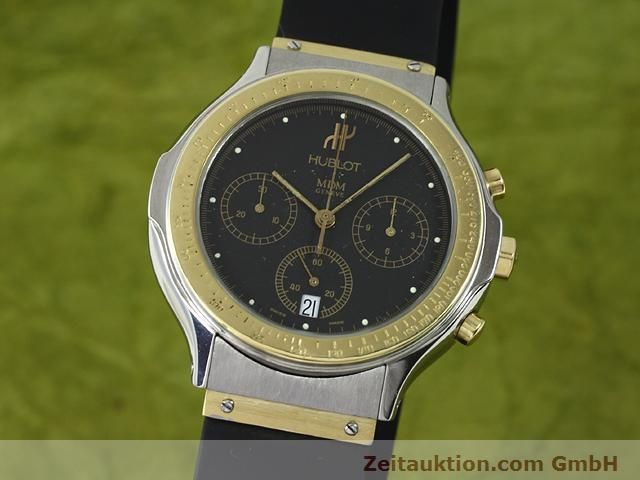 HUBLOT MDM STEEL / GOLD QUARTZ KAL. 1270 [140848]
