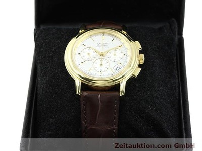 ZENITH ELPRIMERO OR 18 CT AUTOMATIQUE KAL. 400 [140851]