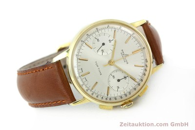 BREITLING TOP TIME GOLD-PLATED MANUAL WINDING KAL. VALJ 7730 [140853]