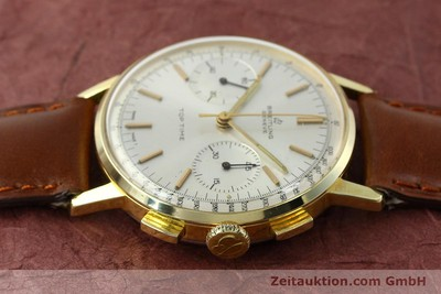 BREITLING TOP TIME BAÑADO EN ORO CUERDA MANUAL KAL. VALJ 7730 [140853]