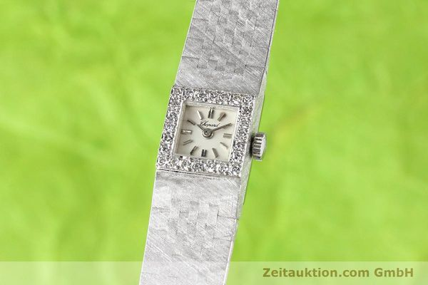 CHOPARD 18 CT WHITE GOLD MANUAL WINDING [140855]