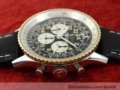 BREITLING NAVITIMER GILT STEEL MANUAL WINDING KAL. LWO 1873-24 [140864]