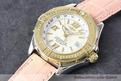BREITLING STEEL / GOLD QUARTZ KAL. B71 [140868]