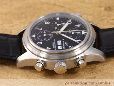 IWC DOPPELCHRONOGRAPH STEEL AUTOMATIC KAL. C.79230 [140872]