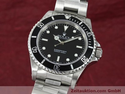 ROLEX SUBMARINER STEEL AUTOMATIC KAL. 3000 [140875]