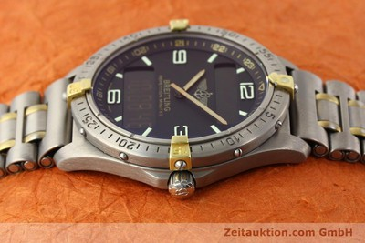 BREITLING AEROSPACE TITANE QUARTZ [140882]