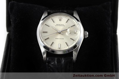 ROLEX PRECISION STEEL MANUAL WINDING KAL. 1225 [140885]