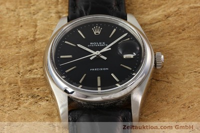 ROLEX PRECISION STEEL MANUAL WINDING KAL. 1225 [140886]
