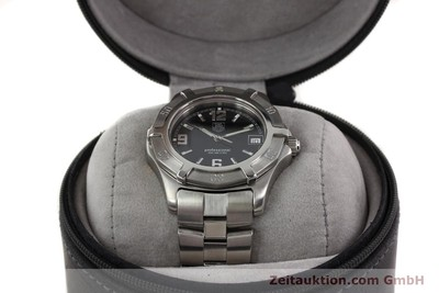 TAG HEUER PROFESSIONAL STEEL QUARTZ [140891]