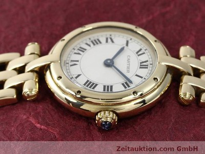 Cartier Panthere 18k Gold Quarz Kal. 157 [140892]