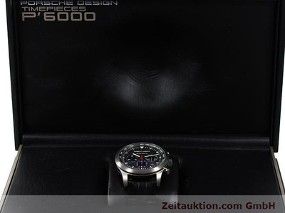 PORSCHE DESIGN DASHBORD TITANE AUTOMATIQUE KAL. ETA 2894-2 [140895]