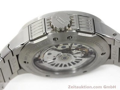 PORSCHE DESIGN STEEL AUTOMATIC KAL. ETA 7750 [140896]