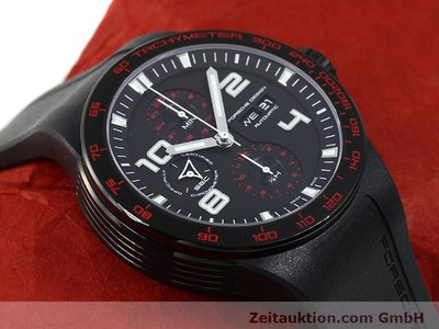 PORSCHE DESIGN STEEL AUTOMATIC KAL. ETA 7750 [140899]