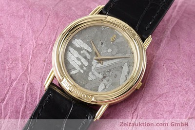 CORUM METEORITE ORO 18 CT QUARZO [140907]