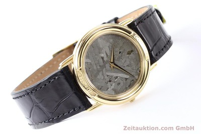 Corum Meteorite 18k Gold Quarz [140907]