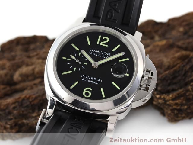 PANERAI LUMINOR MARINA ACIER AUTOMATIQUE KAL. ETA A05511  [140908]