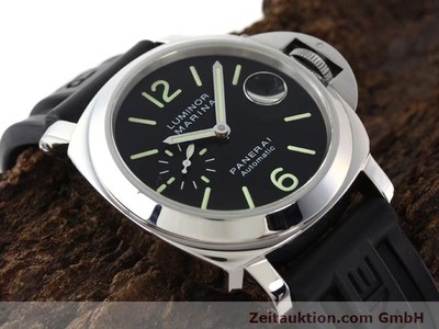 PANERAI LUMINOR MARINA STEEL AUTOMATIC KAL. ETA A05511 [140908]