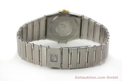 OMEGA CONSTELLATION STEEL / GOLD QUARTZ KAL. 1455 ETA 976001 [140922]
