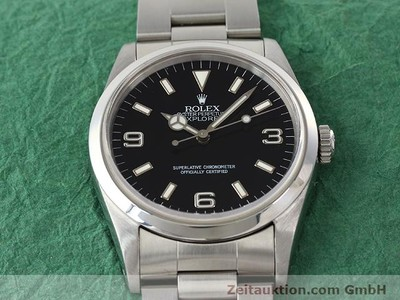 ROLEX EXPLORER STEEL AUTOMATIC KAL. 3000 [140927]