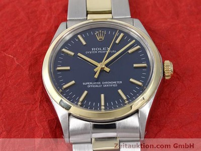 ROLEX OYSTER PERPETUAL STEEL / GOLD AUTOMATIC KAL. 1570 [140932]