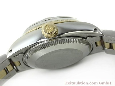 ROLEX LADY DATE STEEL / GOLD AUTOMATIC KAL. 2030 [140934]