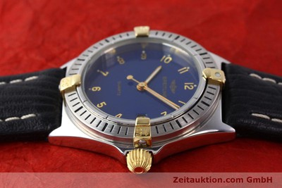 BREITLING WINDRIDER GILT STEEL QUARTZ [140940]