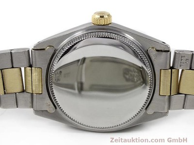 ROLEX OYSTER PERPETUAL STEEL / GOLD AUTOMATIC KAL. 2030 [140941]