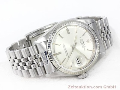 ROLEX DATEJUST STEEL / GOLD AUTOMATIC KAL. 1570 [140942]