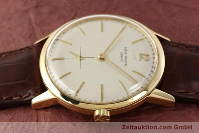 PATEK PHILIPPE 18 CT GOLD AUTOMATIC KAL. 12-600AT [140944]