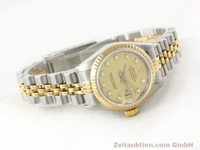 ROLEX LADY DATEJUST STEEL / GOLD AUTOMATIC KAL. 2135 [140953]