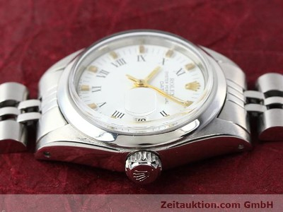 ROLEX LADY DATE STEEL AUTOMATIC KAL. 2030 [140961]