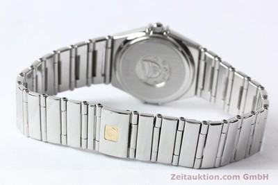 OMEGA CONSTELLATION ACIER QUARTZ [140968]