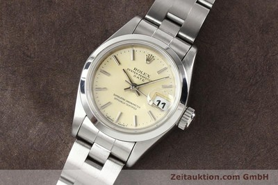 ROLEX LADY DATE STEEL AUTOMATIC KAL. 2135 [140976]