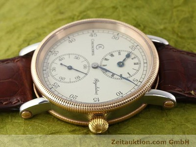 Chronoswiss Regulateur Stahl Handaufzug Kal. U6376 [140989]